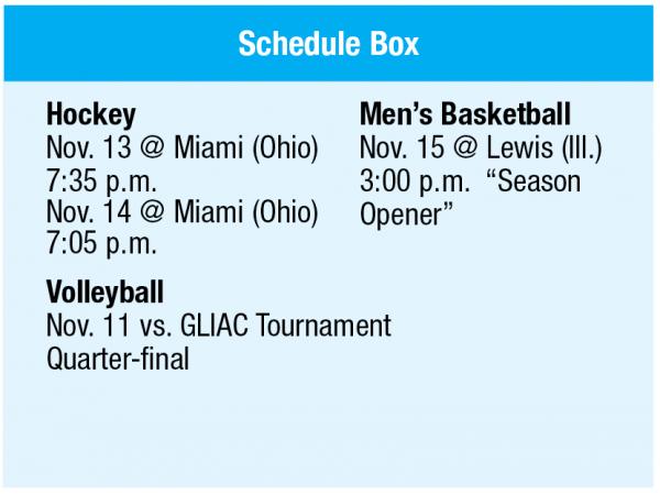 Schedule Box