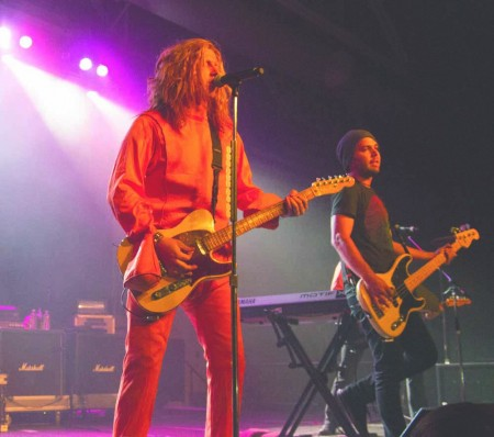 Wink Rockin':We The Kings performed in Novemeber as headliners for Autumn Alive. Next year's Autumn Alive recently had a new budget approved for a different experience. Photo By: Brock Copus   Multimedia Editor