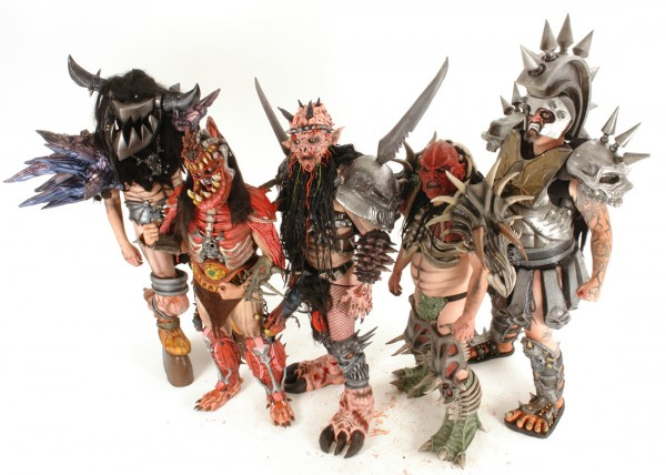 Gwar will entertain both your eyes and ears